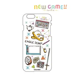 NEW GAME!! iPhoneケース(対象機種/iPhone 6/6S) 【2017年11月出荷予定分】