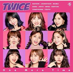 TWICE / One More Time 【初回仕様限定盤】