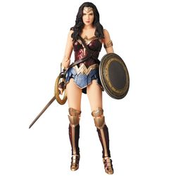 JUSTICE LEAGUE MAFEX WONDER WOMAN 【2018年4月出荷予定分】