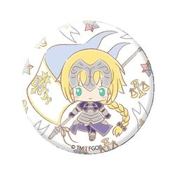 Fate/Grand Order Design produced by Sanrio 缶バッジ ジャンヌ・ダルク