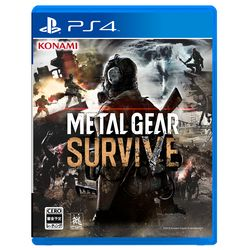 METAL GEAR SURVIVE 【PS4ソフト】