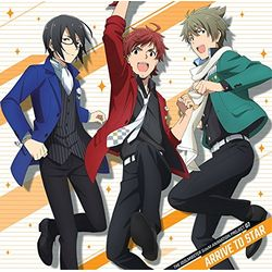 "DRAMATIC STARS / THE IDOLM@STER SideM ANIMATION PROJECT 07 ""ARRIVE TO STAR"""