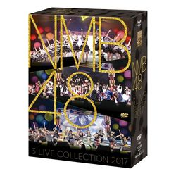 NMB48 / NMB48 3 LIVE COLLECTION 2017 【DVD】