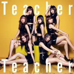 AKB48 / Teacher Teacher <Type C> 【初回限定盤】 【CD+DVD】