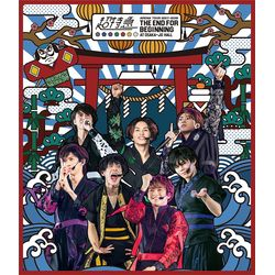 BULLET TRAIN ARENA TOUR 2017-2018 THE END FOR BEGINNING AT OSAKA-JO HALL【通常盤】【BD】