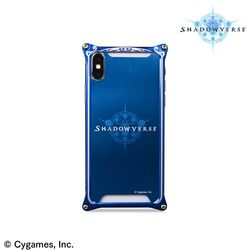 Shadowverse ソリッドバンパー Shadowverse for iPhone X Blue 【2018年8月出荷予定分】