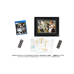 STEINS;GATE ELITE 完全受注生産限定版【PS4ソフト】 ※MAGES. online shop限定特典付き