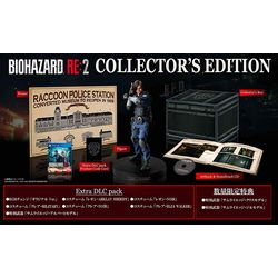 BIOHAZARD RE:2 COLLECTOR'S EDITION 【PS4ソフト】
