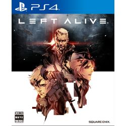 LEFT ALIVE 【PS4ソフト】