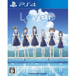 LoveR(ラヴアール) 【PS4ソフト】