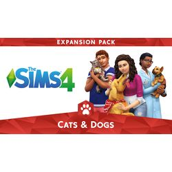 The Sims(TM) 4 Cats & Dogsバンドル 【PS4ソフト】
