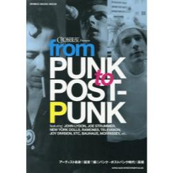 from PUNK to POST−PUNK CROSSBEAT Presents [シンコー・ミュージック・ムック]