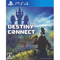 DESTINY CONNECT 【PS4ソフト】