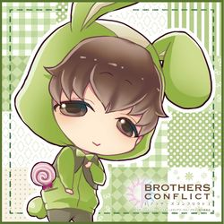 BROTHERS CONFLICT �n���h�^�I�� �����݂݉�b