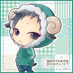 BROTHERS CONFLICT ハンドタオル けもみみ昴