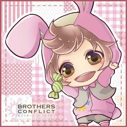 BROTHERS CONFLICT �n���h�^�I�� �����݂ݖ�