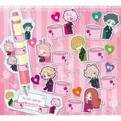 BROTHERS CONFLICT トイズワークスコレクション にいてんごむっ! キャラマーカー 1st conflict 【1BOX】 ※キャラアニ特典付き