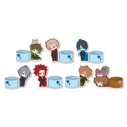 BROTHERS CONFLICT トイズワークスコレクション にいてんごむっ! キャラマーカー 2nd conflict ※キャラアニ特典付き 【1BOX】