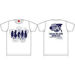 Falcom jdk BAND KISEKI 10th Anniversary LIVE T-shirt/L