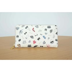 LiccA wallet white
