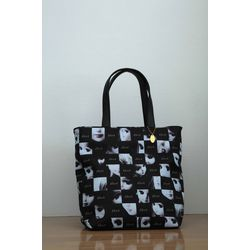 LiccA totebag 'grand' black