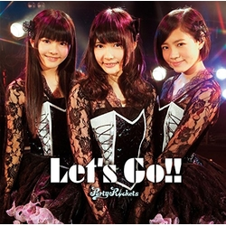 Party Rockets / Let's Go!! 【TYPE B】 ※キャラアニ特典付き