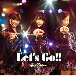 Party Rockets / Let's Go!! 【TYPE C】 ※キャラアニ特典付き