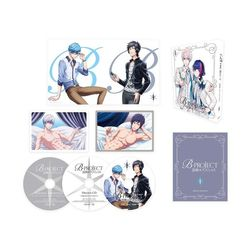 B-PROJECT〜鼓動*アンビシャス〜 1 【完全生産限定版】 ※キャラアニ特典付き(第1巻特典なし)