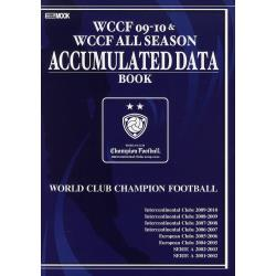 WCCF 09−10 & WCCF ALL SEASON ACCUMULATED DATA BOOK WORLD CLUB CHAMPION FOOTBALL [ホビ-ジャパンMOOK 389]