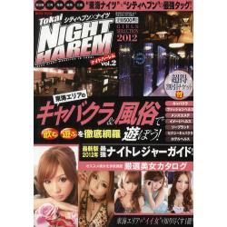 東海NIGHT HAREM 2 [WORK MOOK]