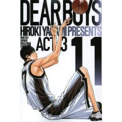 DEAR BOYS ACT 3 11 [講談社コミックス KCGM1349 MONTHLY SHONEN MAGAZINE COMICS]