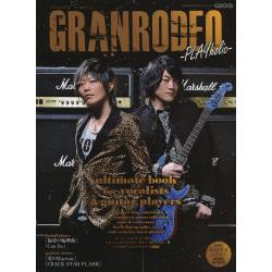 GRANRODEO−PLAYholic− produced by GiGS プレイ研究ブック ultimate book for vocalists & guitar players [SHINKO MUSIC MOOK]