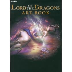 LORD OF THE DRAGONS ART BOOK [ホビ-ジャパンMOOK 545]