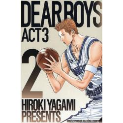 DEAR BOYS ACT 3 2 [講談社コミックス KCGM1212 MONTHLY SHONEN MAGAZINE COMICS]