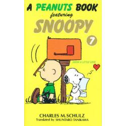 A peanuts book featuring Snoopy 7
