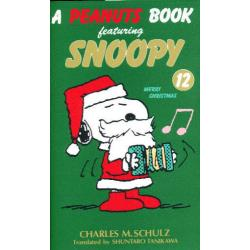 A peanuts book featuring Snoopy 12