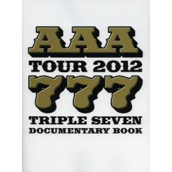 AAA TOUR 2012 777 TRIPLE SEVEN DOCUMENTARY BOOK