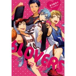 6LOVERS 黒子総受けアンソロジー [F−BOOK Selection]