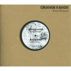 ORANGE RANGE First 10years