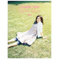 THANK YOU for Your Love YUI Artist Book [YUI Artist Book]