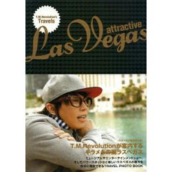 attractive Las Vegas T.M.Revolution's Travels [T.M.Revolution's Tra]