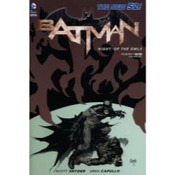 バットマン:梟の夜 THE NEW 52! [ShoPro Books DC COMICS]