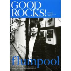 GOOD ROCKS! GOOD MUSIC CULTURE MAGAZINE Vol.43