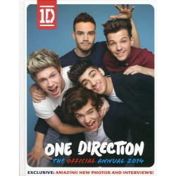 ONE DIRECTION THE OFFICIAL ANNUAL 2014