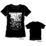 LIVERTINEAGE×PSYCHO-PASS FALL DOWN Tシャツ / BLK - XL 【キャラアニ限定】