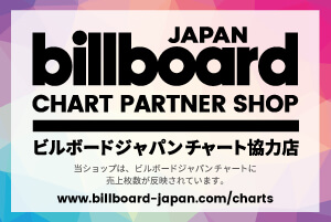 JAPAN billboard CHART PARTNER SHOP