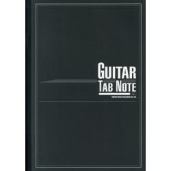 GUITAR TAB NOTE A4