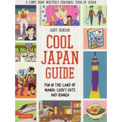 COOL JAPAN GUIDE FUN IN THE LAND OF MANGALUCKY CATS AND RAMEN