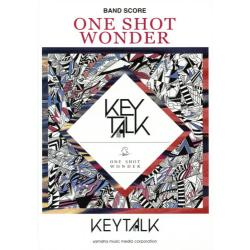 KEYTALK ONE SHOT WONDER [バンドスコア]
