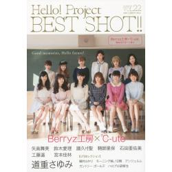 Hello!Project BEST SHOT!! VOL.22 [ワニムックシリーズ 219]